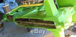 Vintage 1950s Eska JOHN DEERE Model 130 Pedal Tractor, Excellent Condition
