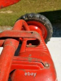 Vintage 1950s MURRAY PEDAL TRACTOR By Midwest Industries Original & Very Nice