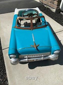Vintage 1955 pedal car