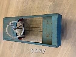 Vintage 1960's AMF Jet Sweep 501 Pedal Car Works