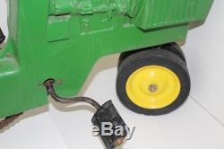 Vintage 1960's ERTL John Deere Pedal Tractor Model 520
