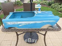 Vintage 1960's Murray Holiday Pedal Car Body Only Great for Restore Great Cond