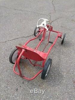 Vintage 1960's Murray Pedal Car Murray Tot Rod 1960's pedal car original