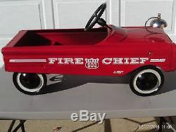 Vintage 1960s AMF #503 Pedal Car