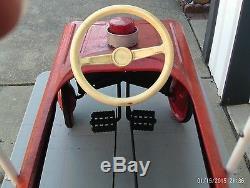 Vintage 1960s AMF 505 Pedal Car