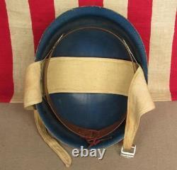 Vintage 1963 Soap Box Derby Helmet 26th Annual All American Derby Original Nice
