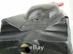 Vintage 1966 Marx Toys Batman Batmobile Children's Ride-on vehicle! 2ft long