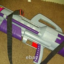 Vintage 1990s LARAMI SUPER SOAKER CPS 2000 Purple With Strap