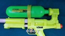 Vintage 1990s Larami Super Soaker 50 Water Gun and Super Soaker 20