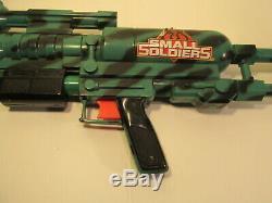 Vintage 1994 Larami Small Soldiers Nerf SuperTech 9000 SuperMaxx Dart Gun t3838