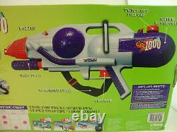 Vintage 1998 Larami SUPER SOAKER CPS 1000 Squirt Gun Water Toy NEW Read! As Is