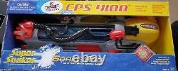 Vintage 2003 Larami Super Soaker CPS 4100 NEW IN BOX! Unused! 86 oz Tank