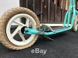 Vintage 80's BMX Scooter by Variflex Strada