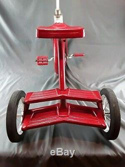 Vintage AMF JUNIOR Children's Tricycle Very Good Condition USA made
