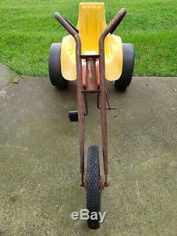 Vintage AMF Junior Hot Seat Pedal Chopper / 3 Wheeler Trike PARTS OR REPAIR