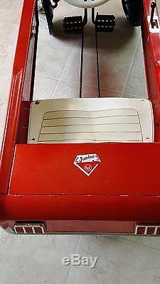 Vintage AMF Original Mustang Pedal Car