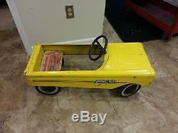 Vintage AMF Pacer Pedal Car