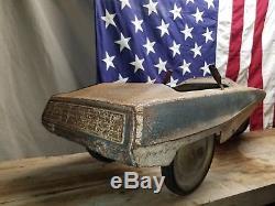 Vintage AMF Probe Pedal Car