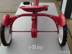 Vintage AMF Super Pedal Tractor