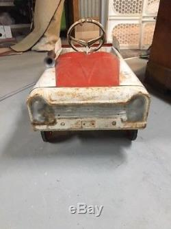 Vintage AMF Tote All 508 Pedal Car