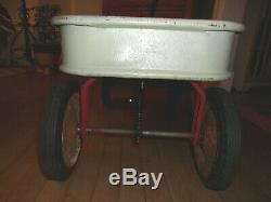 Vintage Amf Junior 10x Chain Drive Pedal Wagon Olney Illinois