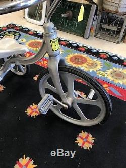 Vintage Anthony Bros Convert-o Bike Tricycle Built To Last