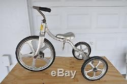 Vintage Anthony Brothers Convert-O Cast Aluminum Tricycle Bicycle Year Unknown