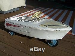 Vintage Antique Pedal Boat/Car