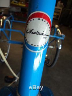 Vintage Antique SEARS & Roebuck FREE SPIRIT trike 3 Wheel Bicycle Adult Tricycle