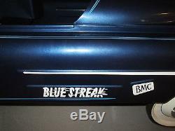 Vintage BMC England Blue Streak Completely Restored Working 33x14x16 Rare