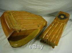 Vintage Big Wheel Prototype Wood Pattern Mold 1980's Marx Sample Rare Original