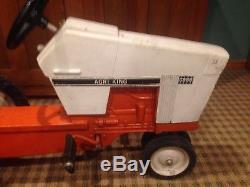 Vintage Case Agri King Pedal Tractor HTF