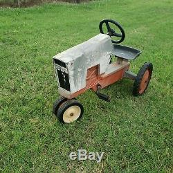 Vintage Case Pedal Tractor