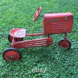 Vintage Castelli Pedal Tractor