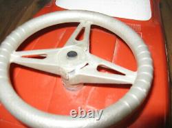 Vintage Corvette Sting Ray 427 Turbo Jet Dealer Promo Kiddie Ride-On Toy Car