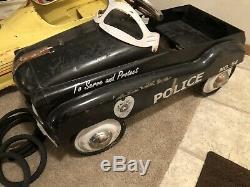 Vintage Custom Paint Garton Murray Pedal Car Mark 5 Murray Steelcraft AMF InSTEP