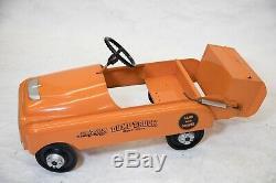 Vintage Dump Truck Pedal Car