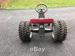 Vintage ERTL Case Prestige Series 1 IH MX305 Pedal Tractor