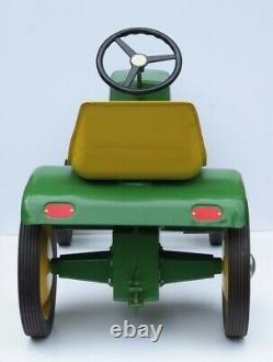 Vintage ERTL John Deere LGT Pedal Tractor DGT 70 NOS Original Paint Very Clean