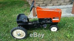 Vintage Ertl Allis Chalmers 7045 Pedal Tractor