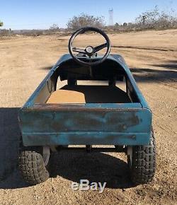 Vintage Gasser Pedal Car/Stroller