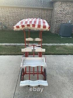 Vintage Gym Dandy Surrey Jr. 2 Child Ride On Pedal Powered Toy