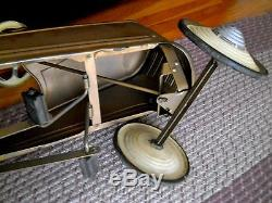 Vintage Happi-Time Pedal Car Rare Style Murray Gotta See This One