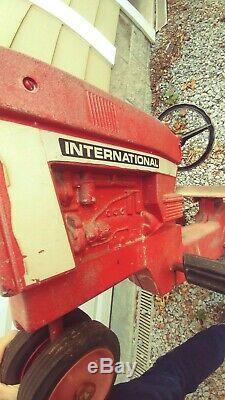 Vintage International Harvester Pedal Tractor Model 404