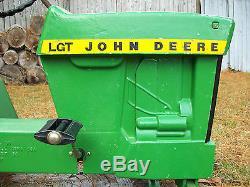 Vintage JOHN DEERE Pedal Tractor DGT 70 ERTL 531-7001 USA