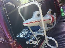 Vintage Jet Interceptor Playground Swing by Jamison Inc. USA
