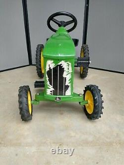 Vintage John Deere 8310 Ertl Kids Pedal Car Tractor