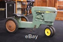 Vintage John Deere Childrens Pedal Tractor