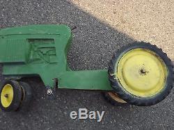 Vintage John Deere Model 520 Ertl Pedal Tractor