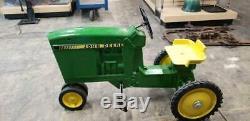Vintage John Deere Pedal Tractor Model D65
